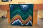 The Green Season-Altar Hanging
